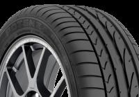 Bridgestone Potenza RE050A - Auton kesärengas