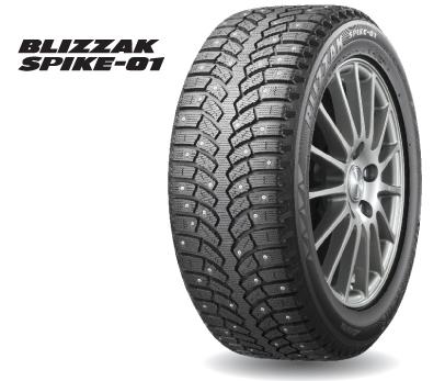 Bridgestone Spike01 nastarengas - ylivoimaista kestävyyttä!