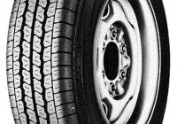 Pakettiauton renkaat