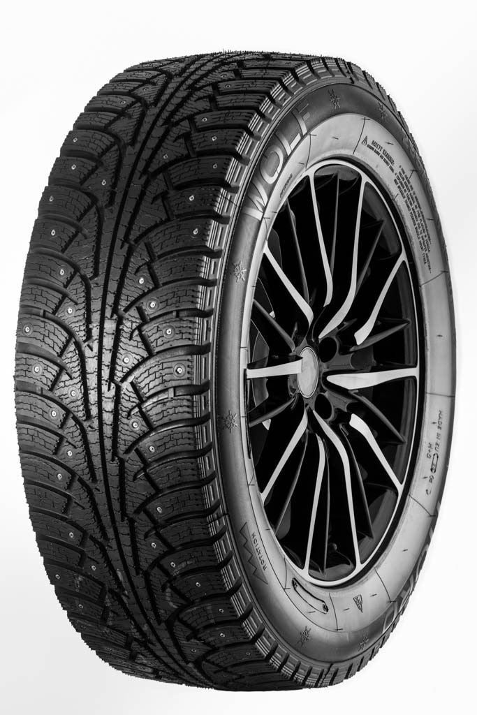 Wolf tires